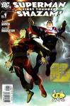 超人与沙赞:第一道闪电!漫画第1话