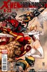 X战警与恶灵骑士漫画第2话