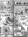 BB战士-七人超將军漫画第1卷